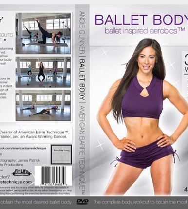 Ballet Body Barre DVD