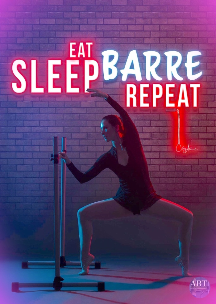 Barre fitness quotes to live by. Get your daily dose of barre inspiration.